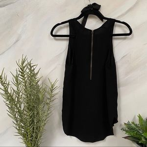 Wilfred Tops - 🖤WILFRED▪️sweet tank with long back zipper